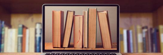 une librairie en ligne
