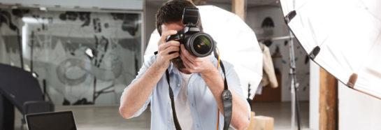 Réaliser des photos de magazine